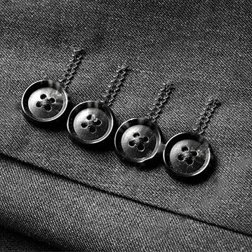 Botones y estilo de ojales